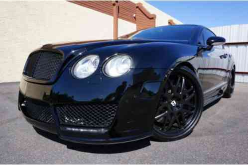 Bentley Continental Gt 08 Bentley Gt Speed Coupe 1 Owner Clean Carfax