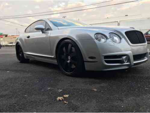 Bentley Continental Gt Mansory 2006 This Is The Only 63 On The Market