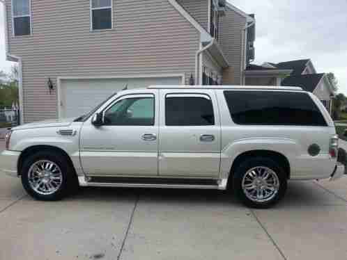 cadillac escalade esv 2004 platinum edition i bought this suv 5 years cadillac escalade esv 2004 platinum