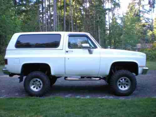 Chevrolet Blazer (1985)