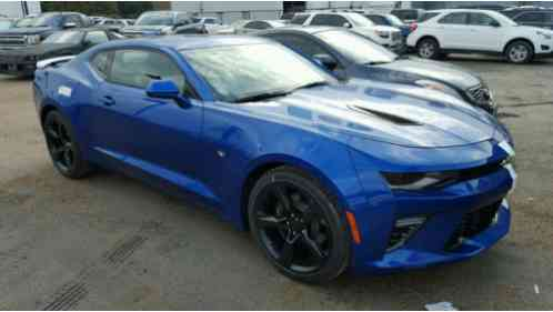 2016 Chevrolet Camaro 2ss Coupe Being Ship To Our Dealership Ss