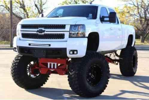 Chevrolet Silverado 2500 LTZ Custom Lift Kit Monster Truck ...