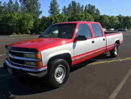 on 1998 Dodge 3500 Dually Diesel
