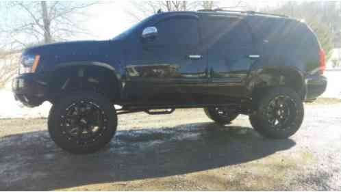 2008 Tahoe For Sale >> Chevrolet Tahoe Z71 2008 Rare Black On Black Lifted Chevy