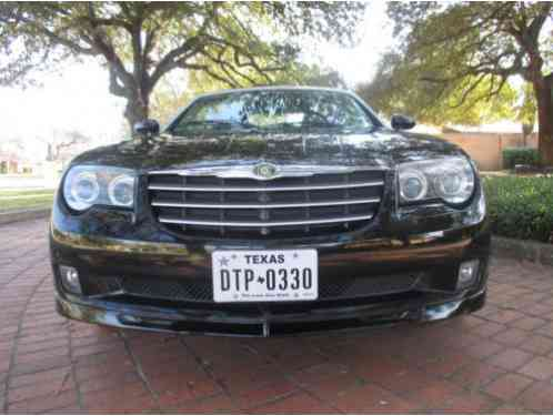 Chrysler Crossfire Srt6 2005 This Car Is My Wife S Daily Driver We