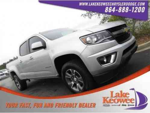 Chevrolet Colorado 2WD Z71 (2015)