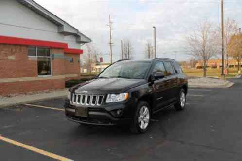Jeep Compass Sport 4x4 4dr SUV (2012)