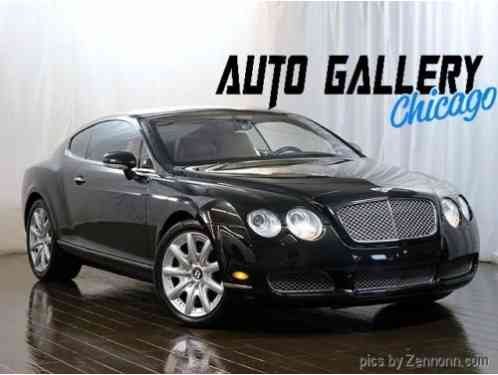 Bentley Continental 2dr Cpe GT (2005)