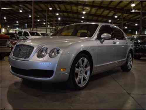2006 Bentley Continental Flying Spur --