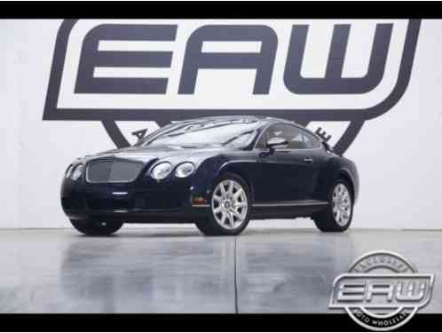 Bentley Continental GT Coupe (2005)