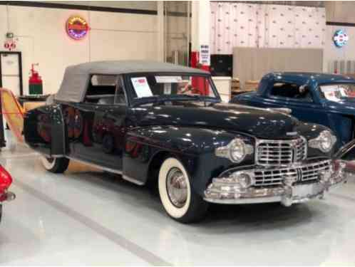 1948 Lincoln Continental -LOWERED PRICE TO $26, 750-PRICED TO SELL QUICKLY-R