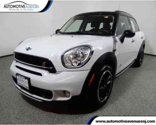 2015 Mini Countryman ALL4
