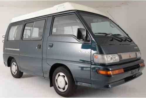 1992 Mitsubishi Delica Westfalia Pop Up camper Diesel
