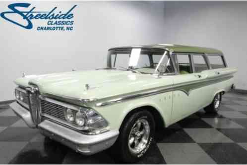1959 Edsel Villager --