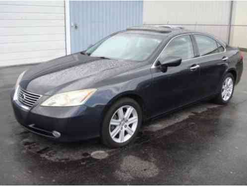 2007 Lexus ES 350 Base 4dr Sedan