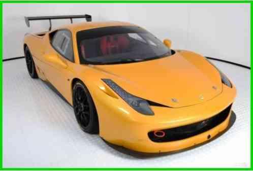 Ferrari 458 Challenge Evo 2012 Craig Becker 713 772 3868 6100 Car