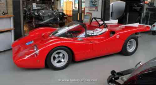 Ferrari Testarossa 1970, ABARTH 2000 SPORT SE10 Motor: 2, 0 L 4 Cylinder