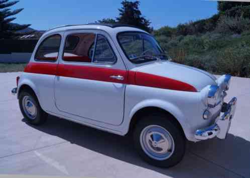Fiat 500 Nuova 1960
