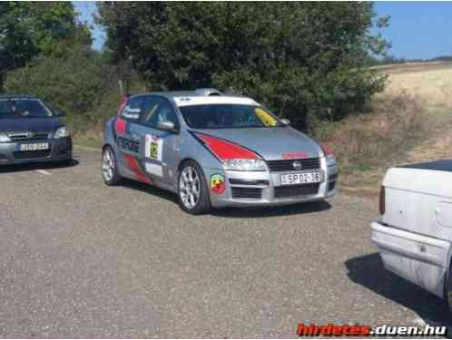 Fiat Stilo 2002 Abarth Trophy Rally Car Built By Works Factory Abarth
