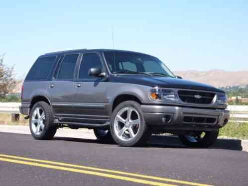 Ford Explorer Custom Two Tone With A Supercharged 302