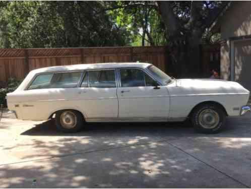 Ford Falcon Futura Wagon (1969)