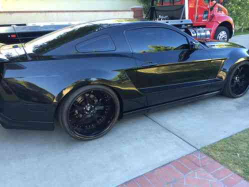Ford Mustang Shelby Gt500 Wide Body Kit 2011 For Sale