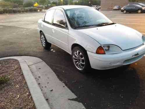 Geo Metro 1996, SHORT and Sweet ! NEW ENGINE , Carpet ...