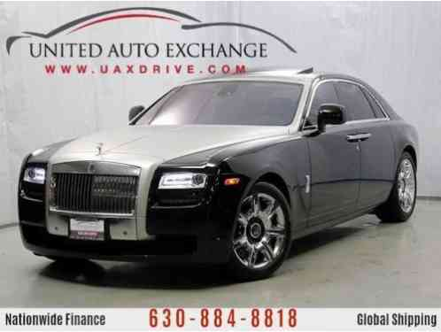 Rolls-Royce Ghost -- (2010)