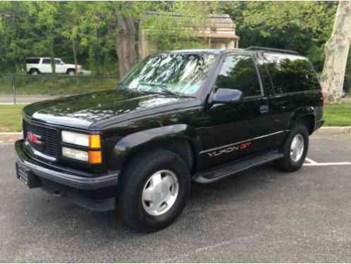 Willys Jeep For Sale >> GMC Yukon Yukon GT 1997, Super RARE Factory Last year production SUPER
