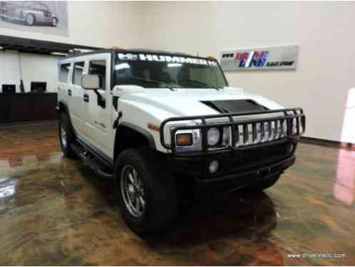 Hummer H2 SUPERCHARGED SUV (2003)