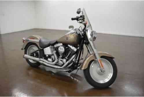 Harley Davidson Fat Boy -- (2004)