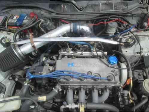 1998 honda civic hatchback dx value