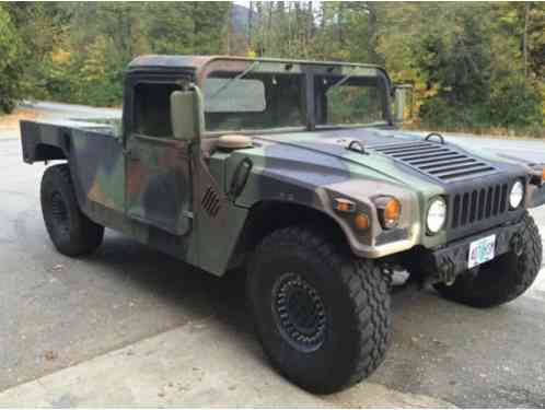 1900 Hummer H1 1988 2012 Am General Humvee M998a1 With 10 200