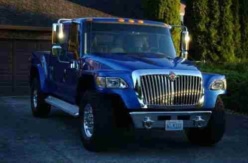 International Harvester Other 2008 Mxt 4x4 Truck Stock Air Ride Cab