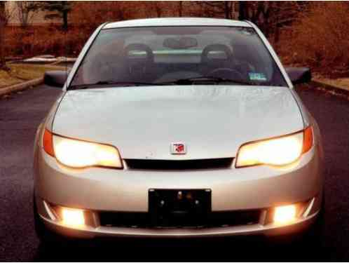 Saturn Ion 3 4dr Coupe (2004)