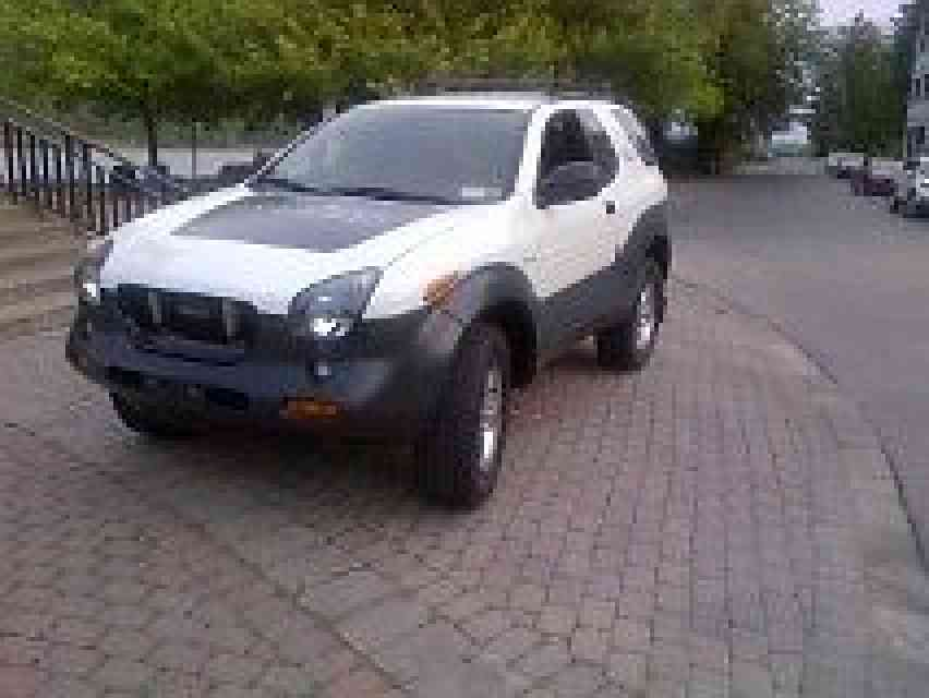 Acura Of Westchester >> Isuzu VehiCROSS Ironman Edition 1991, For Sale , HISTORYI bought this