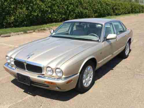 Jaguar Xj8 1998 Sedan4 0l V8 Automatic Ice Cold Air