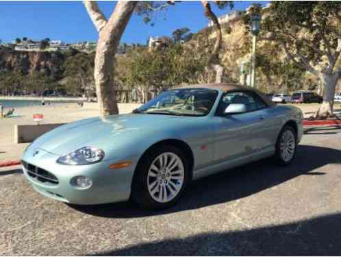 Jaguar Xk8 Convertible 2005 With Only 93 600 Miles This Gorgeous Is