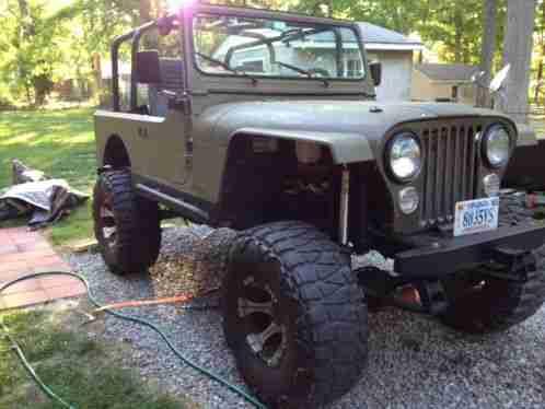 Jeep CJ CJ7 (1978)