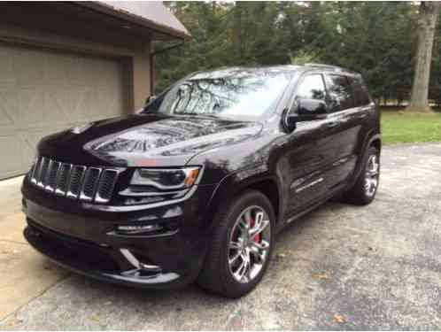 Jeep Grand Cherokee 2014 Low Mileage Like New Srt8 For