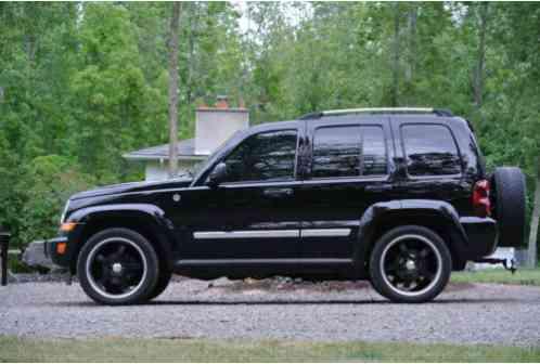 jeep liberty 2005 crd diesel