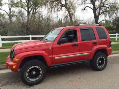 Jeep Liberty Crd 2005 Limited 4x4 Is In Good Shape And Ready To Drive