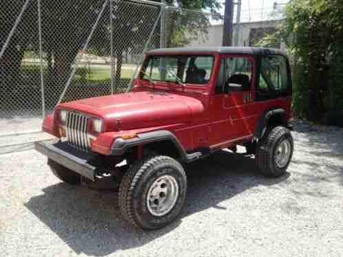 Jeep Wrangler (1988)