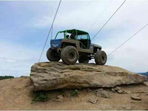 Jeep Wrangler (1992)
