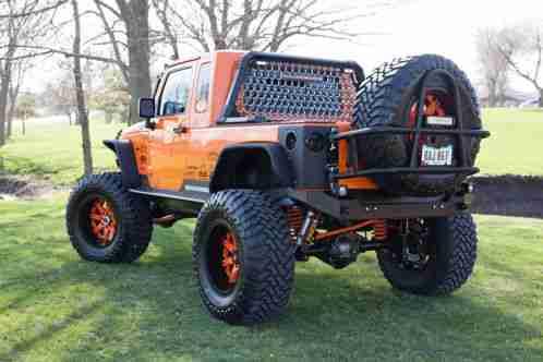 jeep wrangler jk  jk   custom  ready    car  sale