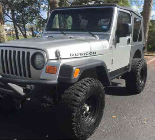 jeep wrangler rubicon 2006 78k miles rebuilt salvage. Black Bedroom Furniture Sets. Home Design Ideas