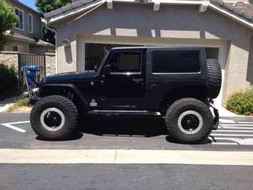 Jeep Wrangler 2012 This Is A Built Custom 2 Door Jk