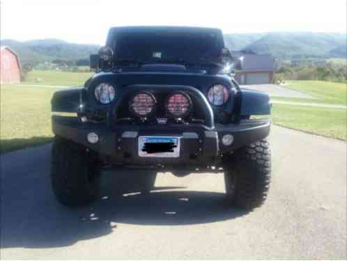 Jeep Wrangler 2012, This Unlimited Rubicon is a full ...