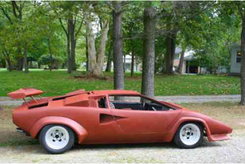 Lamborghini Countach 5000s 1980 I Purchased This Twin Turbo Charged