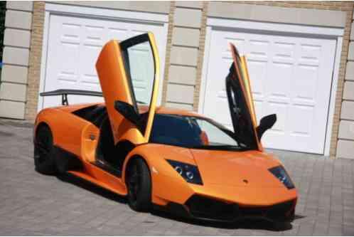 Lamborghini Murcielago Lp670 4 Sv 2010 Ours Is A E Gear Superveloce 4